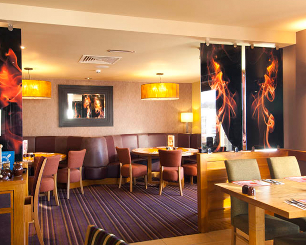 Newton abbot premier inn hotel restaurant hollington