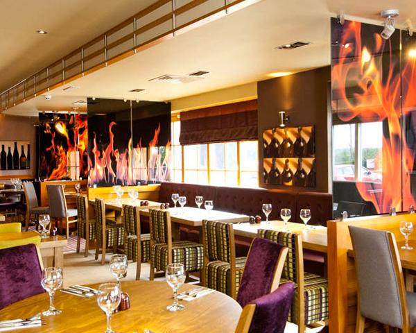 Swanley premier inn hotel restaurant hollington