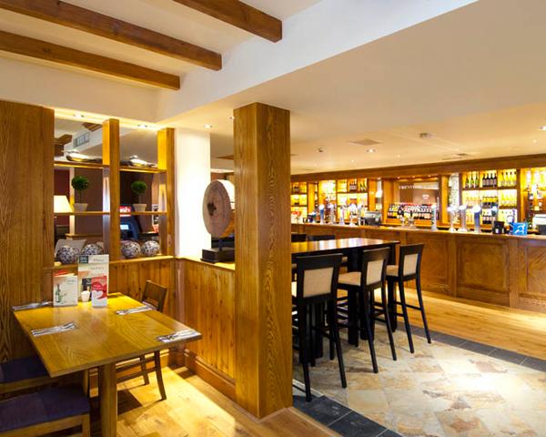 Camborne premier inn hotel restaurant hollington